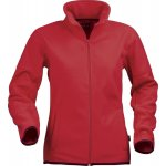 HARVEST 2122025-400-4-JAMES HARVEST Sarasota fleece vest voor dames (rood)-klium