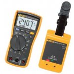 FLUKE 4636971-FLUKE 117 multimeter met PRV240-Test unit kit-klium