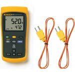 FLUKE 1281139-FLUKE 52-2 Digitale thermometer 50Hz met 2 kanalen-klium