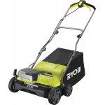 RYOBI 5133004549-RYOBI RY18SFX35A-240 18V Brushless Verticuteerder (2x 2,0Ah) + vaste messen & klauwen-klium