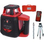 FUTECH 050.09.1E.CS-FUTECH Red Runner Case-Set + Gyro Receiver rotatielaser-klium