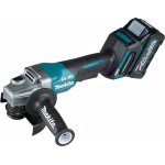 MAKITA GA013GM201-MAKITA GA013GM201 Haakse slijper 125mm 40Vmax-klium