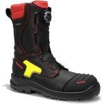 ELTEN 89631-38-ELTEN 89631 Colin GTX Boa F2A brandweerlaars (zwart/rood)-klium
