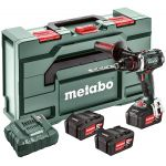 METABO 602191960-METABO bs 18 ltx impuls set accu-boorschroefmachine-klium
