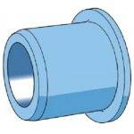 SKF PSMF 506035 A51-Glijbus + kraag sinterbrons-klium