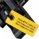 BRADY 620321-Laminat Tags-klium
