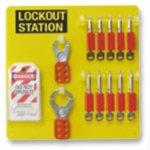 BRADY 050990-Slotenbord voor 10 personen-klium