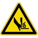 BRADY 227350-Pictogrammen op rol - Opgelet voor verwondingen aan de hand (PIC 349)-klium