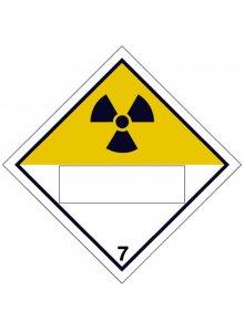 BRADY 258894-PICTOGRAMMEN VOOR SIGNALISATIE VAN GEVAARLIJKE GOEDEREN VOOR WEGTRANSPORT (HWDP10)-klium