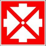 BRADY 222667-Verzamelpunt voor interventiediensten zowel intern als extern (PIC 413)-klium
