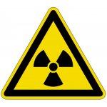 BRADY 250212-Pictogram voor identificatie van gevaarlijke stoffen - Radioactieve stoffen of ioniserende straling (PIC 304)-klium