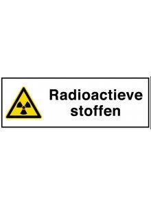 BRADY 251398-PICTOGRAM VOOR IDENTIFICATIE VAN GEVAARLIJKE STOFFEN - RADIOACTIEVE STOFFEN OF IONISERENDE STRALING (STN 199)-klium