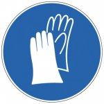 BRADY 286693-Mini-pictogrammen - solovellen - veiligheidshandschoenen dragen (PIC 255)-klium
