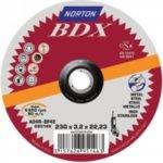 NORTON 66252831494-DOORSLIJPSCHIJF NO BDX A36T 230x2,5x22,2 BF42-klium