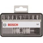 BOSCH 2607002568-18+1-delige Robust Line bitset L Extra Hard 25 mm, 18+1-delig-klium