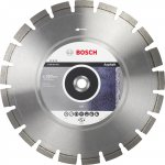 BOSCH 2608603641-Bosch Diamantschijf Best for Asphalt, 350x25.4(20)x12mm-klium