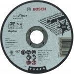 BOSCH 2608603492-Bosch Doorslijpschijf Recht Best For Inox - Rapido A 60 W Inox Bf, 125 Mm, 1,0 Mm-klium