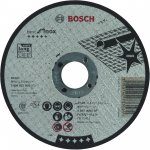 BOSCH 2608603504-Bosch Doorslijpschijf Recht Best For Inox A 30 V Inox Bf, 125 Mm, 2,5 Mm-klium