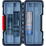 BOSCH 2607010903-Bosch 30-Delige Set Decoupeerzaagbladen Wood And Metal Sets Prof-klium