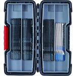 BOSCH 2607010904-Bosch 40-Delige Set Decoupeerzaagbladen Wood And Metal Sets Prof-klium